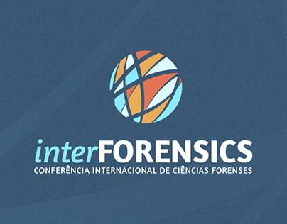 InterFORENSICS - Brand Identity