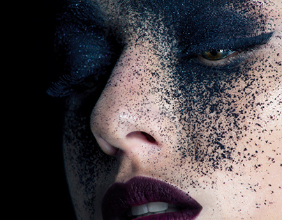 Behind the Lace Beauty Editorial