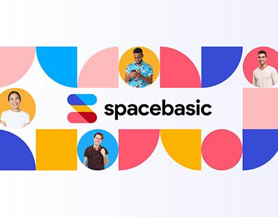 Spacebasic UI-UX