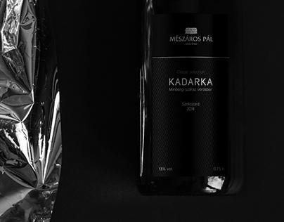 Identity design - Szekszárd winery association