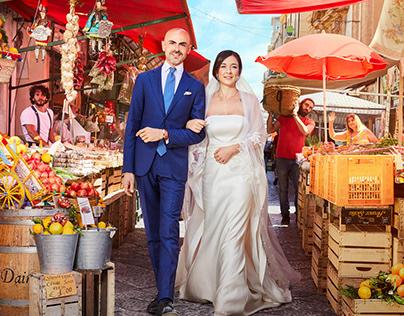 Abito da Sposa Cercasi con Enzo Miccio su Real Time
