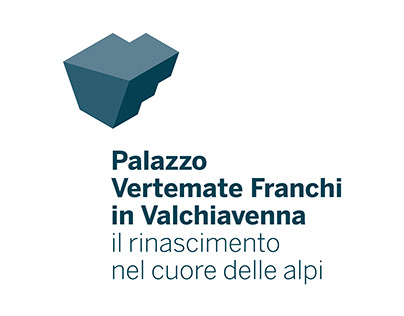 Palazzo Vertemate Franchi \ Brand Design