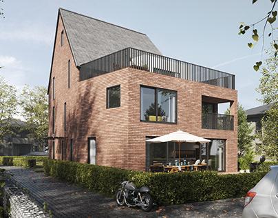 Private house in Belgium