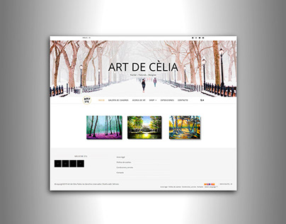 Restyle website Diseño web