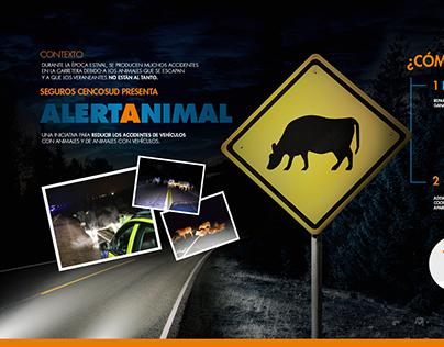 Seguros Cencosud - Alerta Animal