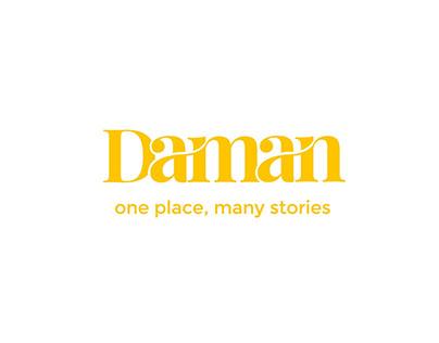 Daman | City Branding