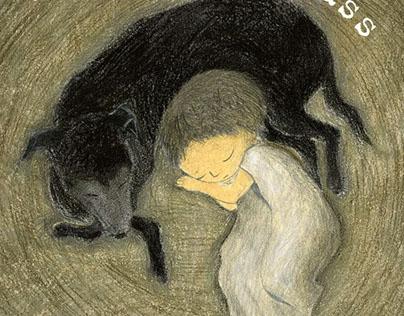 MARISHA - A Children's book illustrations