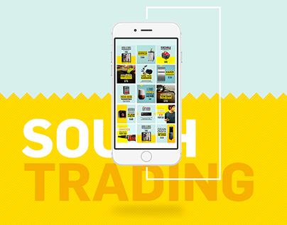 South Trading - Social Media