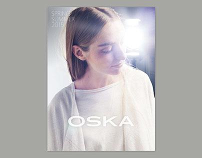 OSKA Branding