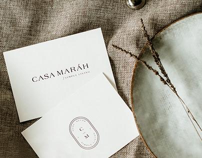 Casa Maráh | Simple Living