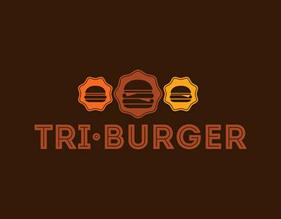 Triburger - Poster Luau de Aniversário