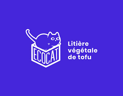 Ecocat Visual Identity