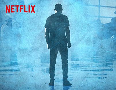Netflix - La Víctima Número Ocho - Platform Art