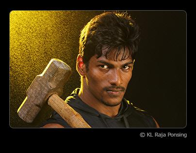 Vivek - fitness trainer
