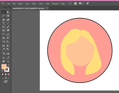Week 2 Design Brief - Icon #mvm19 #s2680899