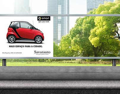 smart - Mais espaço para a cidade