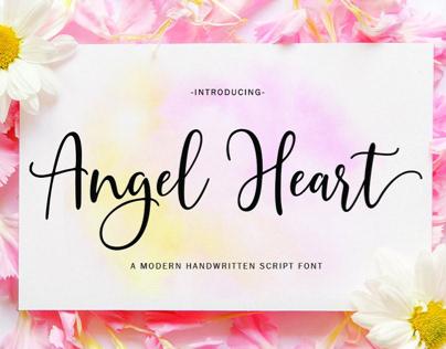 Angel Heart Script