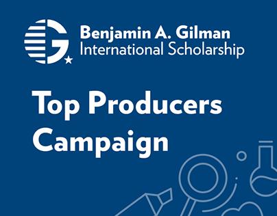 Gilman Top Producers Campaign