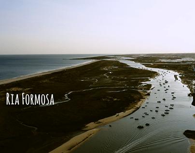 Ria Formosa, Algarve PORTUGAL