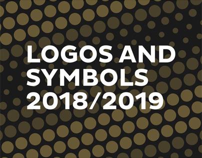 LOGOS AND SYMBOLS 2018/2019