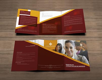 Tri-Fold A4 - Universidad Católica