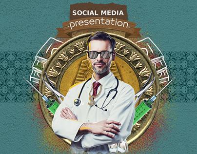LeeH - Social media Campaign