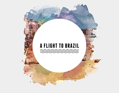 A Flight To Brazil