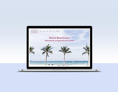 Elexia Beachwear E-commerce