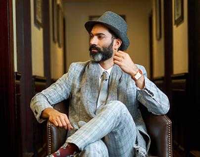 Naved Qureshi - Gentleman's Fashion