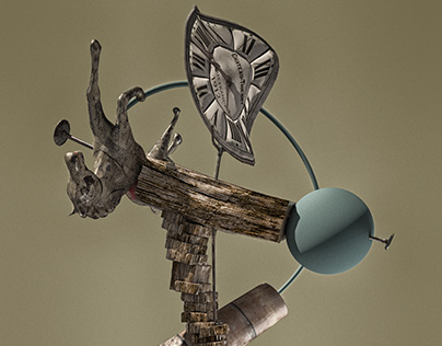 LES OBJETS TROUVES - Digital Sculptures