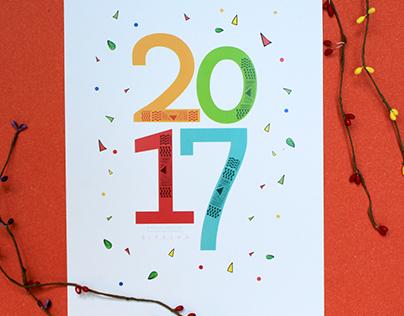 South Africa   calendar design