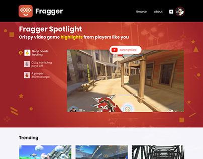 Fragger - Platform for everyday gamer