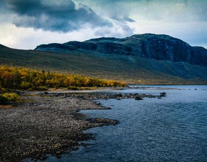 northern wilderness, Sweden