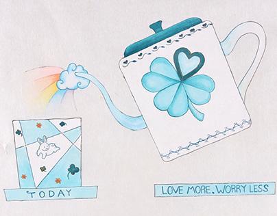 Make rainbow Today