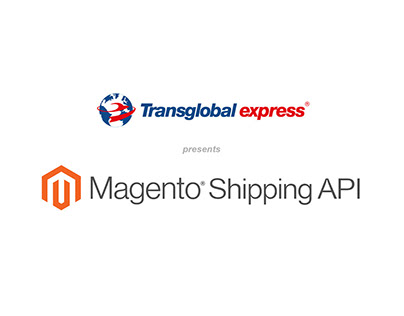 Magento plugin for courier services