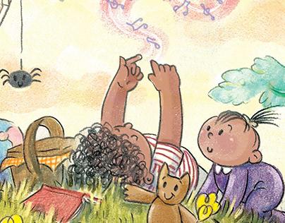 Ten Days Till - a countdown book series for children