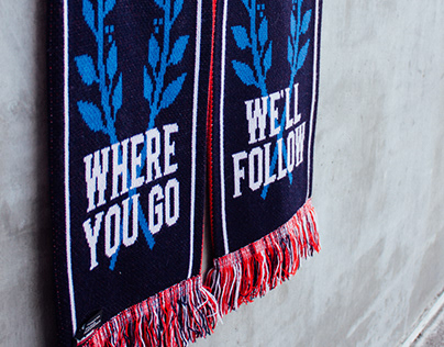 American Outlaws Matchday Scarf
