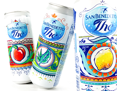 Special Edition San Benedetto 100% Italianity
