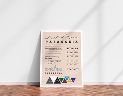Patagonia Rebrand
