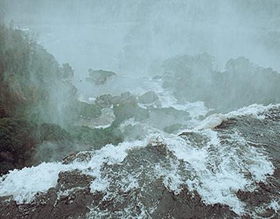 Aguas de Iguazú