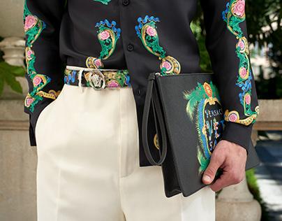 Versace Spring Summer 2018 Pre Collection