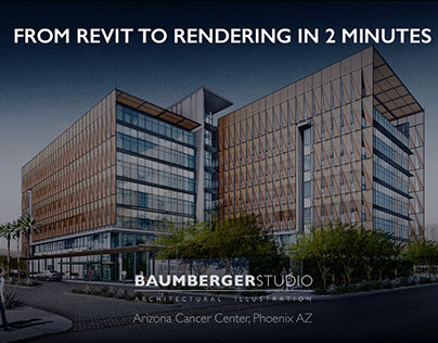 From Revit to Rendering in 2 minutes