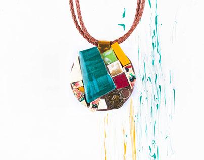 Mosaic Jewelry Photography