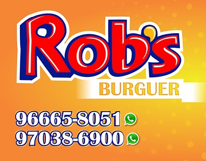 Rob's Adesivo