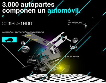 ADEFA 2011 Interactive show