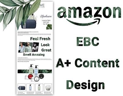 AMAZON EBC(ENHANCED BRAND CONTENT)