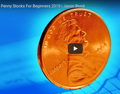 Penny Stocks For Beginners With Jason Bond Picks