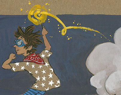 SCBWI Draw This & Bulletin Submissions