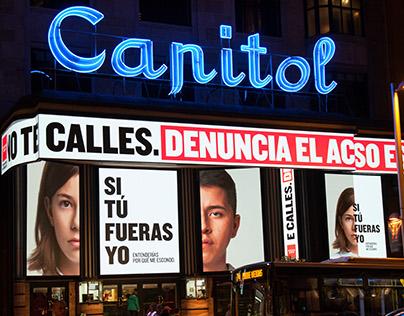 COMUNIDAD DE MADRID - SI TÚ FUERAS YO