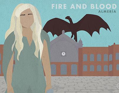 Game of Thrones meets Almería
